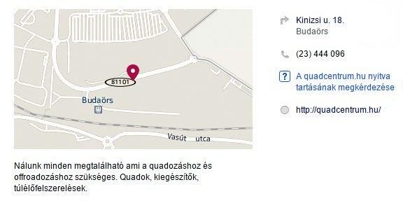 You are currently viewing Quadcentrum.hu – Quadok és Golfautók