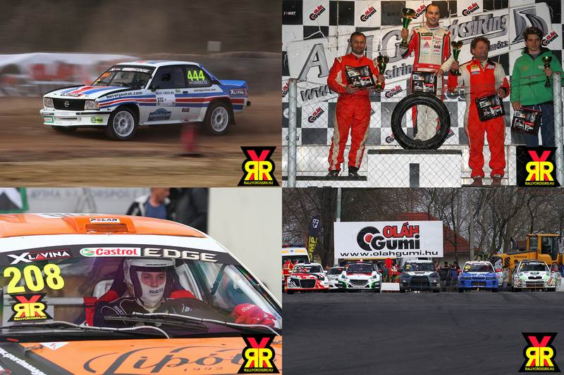 You are currently viewing Rallycross a Rabócsiringen …