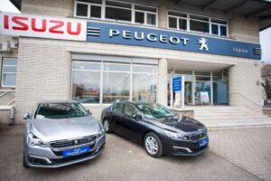 Read more about the article Budapesten megújított márkakereskedéssel várja a Fábián Autó az ügyfeleket.