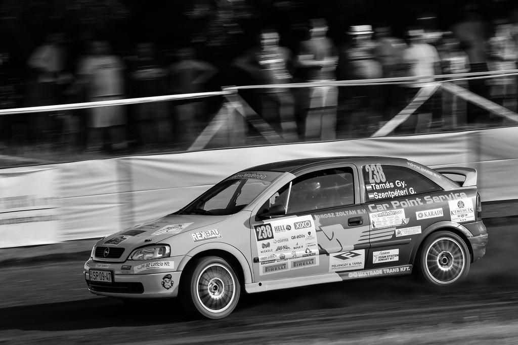 Tamás Gyula és a 2020-as rallysport