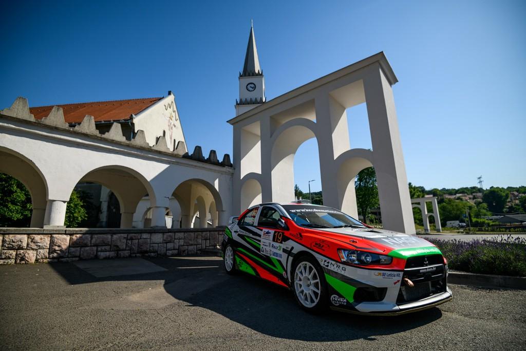 Nagy Mátyás 2020-as rally évadja