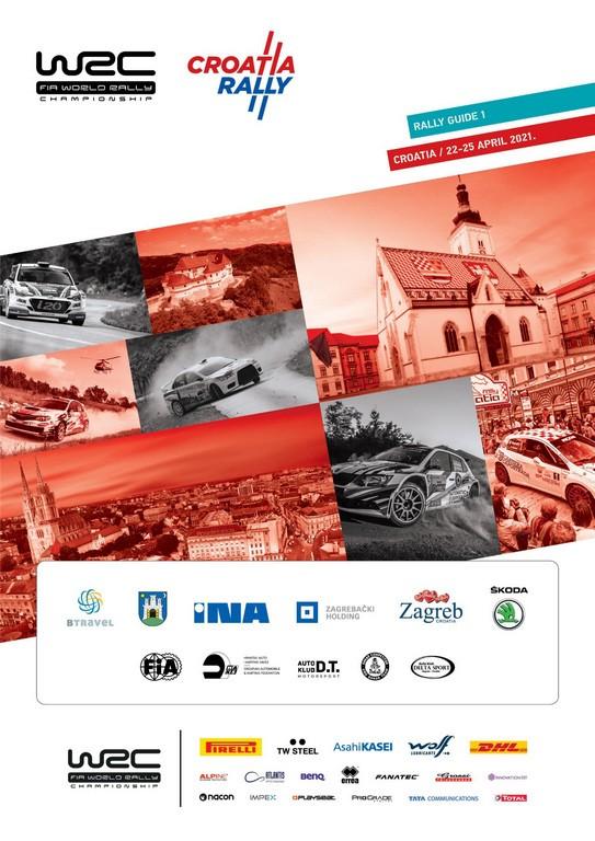 Rally Croatia 2021 - RALLY GUIDE 1