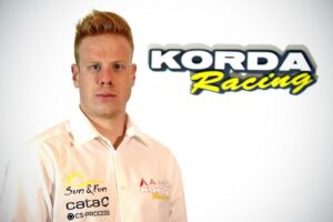 Read more about the article Korda Racing már a Rallycrossban is