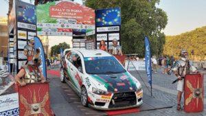 Read more about the article Túl a harmadik Roma ERC futamon!