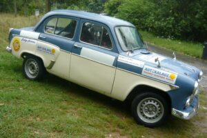 Read more about the article Moszkviccsal a ZEG Rallyshow-n