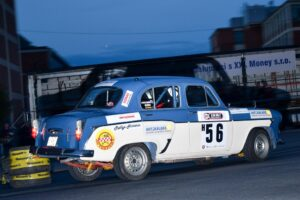 Read more about the article Kategóriagyőzelem a 13. Star Rally Barum Rally-n!