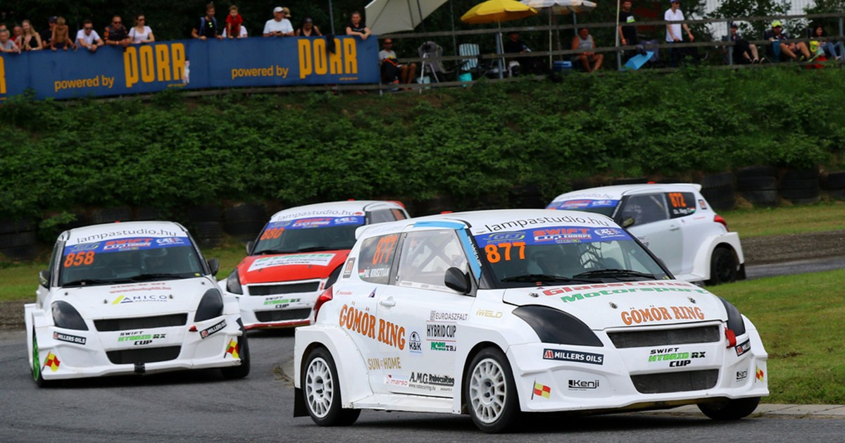 You are currently viewing Pál Krisztián és a rallycross