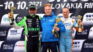 Read more about the article Benyó Máté FIA CEZ futamot nyert a SlovakiaRingen